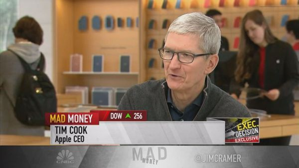 Tim Cook teases new Apple services: Our 'greatest contribution' will be 'about health'