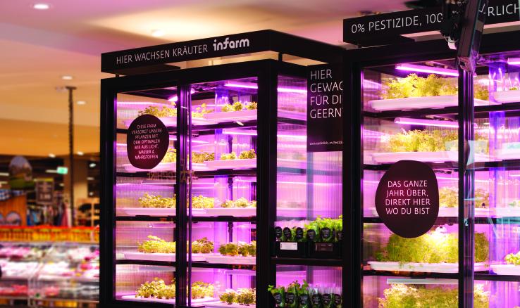 Balderton Capital leads $25M Series A in 'urban farming' platform Infarm